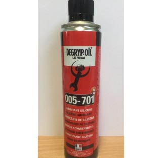 DEGRYP-OIL Lubrifiant silicone