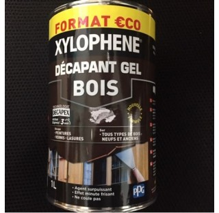XYLOPHENE DECAPANT GEL BOIS  DECAPEX