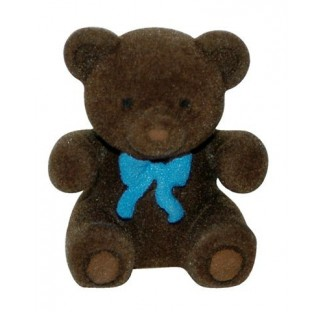 Bouton Ours peluche  CADAP  B0203/S