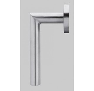 Ensemble de porte RHODES Inox satiné Karcher Design